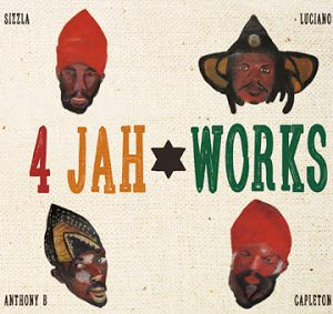 4 JAH WORKS DUB PLATE COLLECTION/OGA fr. JAHWORKS