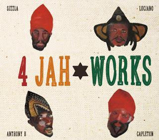 4 JAH WORKS DUB PLATE COLLECTION/OGA fr. JAHWORKS