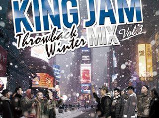 King Jam 1/5 発売 MIX CD