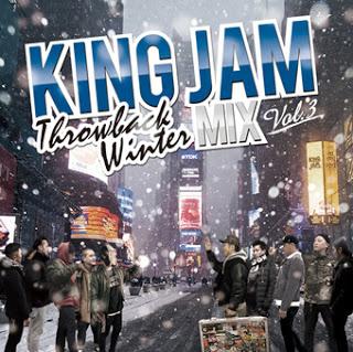 KING JAM THROWBACK WINTER MIX VOL.3 mixed by KING JAM