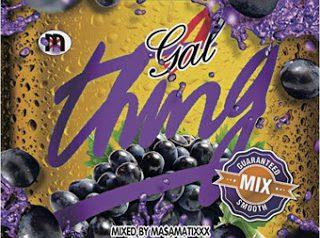 DJ MA$AMATIXXX 12/18発売 MIX CD