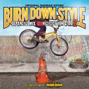 BURN DOWN STYLE JAPANESE MIX 〜IRIE SELECTION VOL.2〜