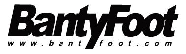 BANTY FOOT