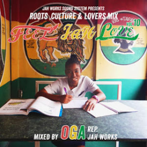 FEEL JAH LOVE VOL.10
