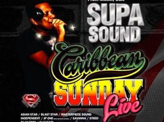 [LIVE] Caribbean Sunday Live