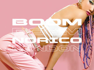 [EP] BOOM BOOM / NORICO LONDON