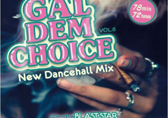[CD] BLAST STAR / GAL DEM CHOICE vol.6