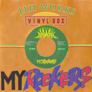 JAH WROKS VINYL BOX -My Rockers-