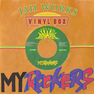 JAH WROKS VINYL BOX -My Rockers-
