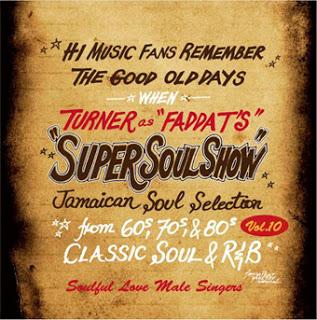 FADDA-Ts SUPER SOUL SHOW vol.10【 Soulful love】