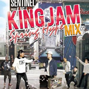 KING JAM SPRING HYPE MIX