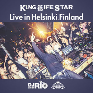 King Life Star Live In Helsinki, Finland