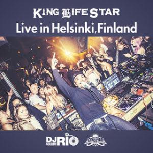 King Life Star Live In Helsinki, Finland