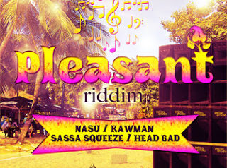 "[配信] SATIAN STUDIO ""Pleasant riddim"""
