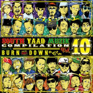 (CD)SOUTH YAAD MUZIK COMPILATION VOL.10