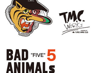 [CD]BAD ANIMALS 5 -Jamaica Brannew Mix-