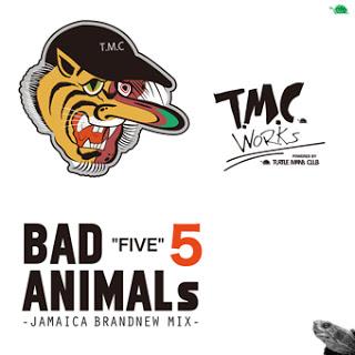 BAD ANIMALS 5 -JAMAICA BRAND NEW MIX-