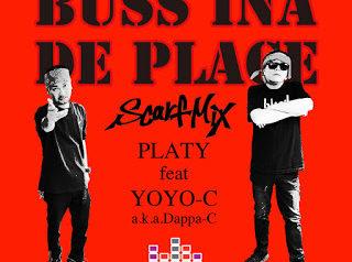PLATY feat.YOYO-C 3/7発売 配信シングル