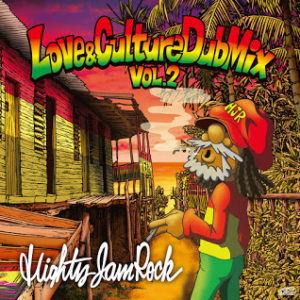"SOUND BACTERIA  ""LOVE & CULTURE DUB MIX vol.2"""
