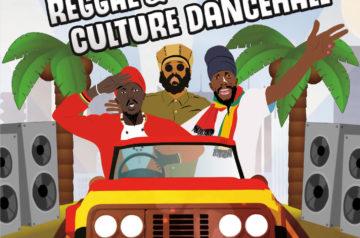 [DVD] SHELL DOWN JAMAICA vol.5 -Reggae & Culture Dancehall-