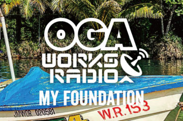 [CD] OGA WORKS RADIO MIX VOL.9 – MY FOUNDATION –