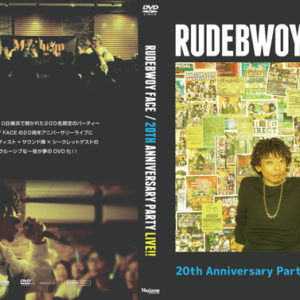 20th ANNIVERSARY PARTY LIVE!!