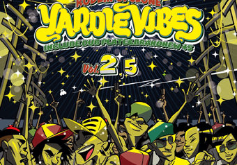 [CD] YARDIE VIBES VOL.2.5