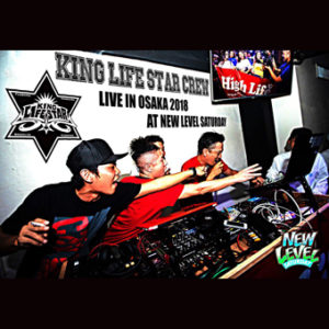 KING LIFE STAR LIVE IN OSAKA