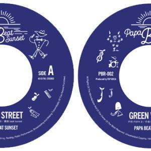 A:CANAL STREET / B:GREEN VELVET