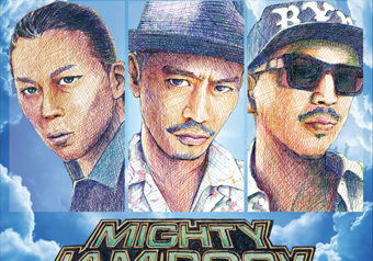 [CD ALBUM] MIGHTY JAM ROCK 12/19発売