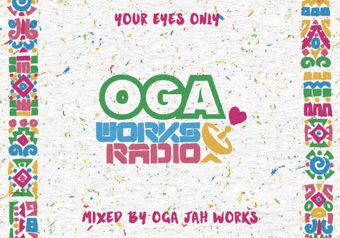 [CD] OGA JAH WORKS 1/10 発売