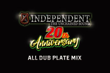 [CD] INDEPENDENT 20th ALL DUB MIX 3/6発売