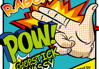 [配信] RAGGA-G feat.CHOP STICK & WASSY 1/16発売