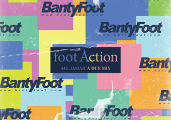 [CD] BANTY FOOT・5/10発売