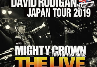 [LIVE CD] DAVID RODIGAN & MIGHTY CROWN・4/27発売