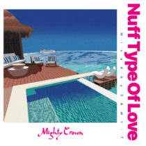 [CD] NUFF TYPE OF LOVE mixed by SAMI-T・4/27発売