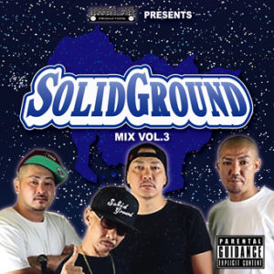 SOLID GROUND MIX VOL.3