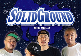 [CD] SOLID GROUND・5/30発売