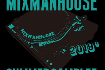 [CD] MIXMANHOUSE a.k.a GRIGRI  6/7発売