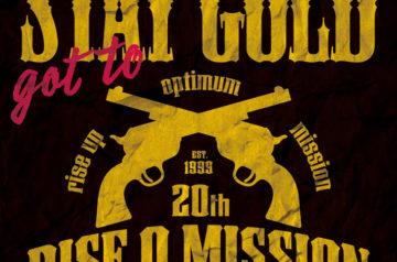 [CD] RISE O MISSION・6/19発売
