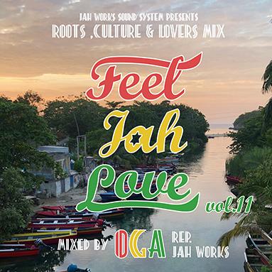 FEEL JAH LOVE Vol.11