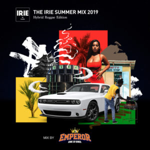 THE IRIE SUMMER MIX -2019 Hybrid Reggae Edition-