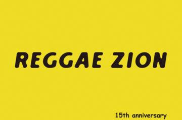 [2CD] REGGAE ZION 15th Anniversary