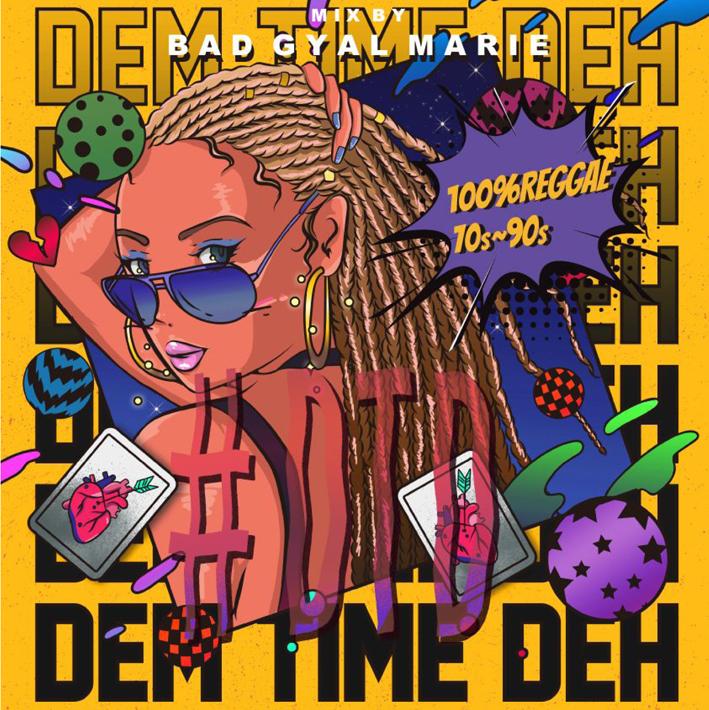 #DTD3 -Dem Time Deh-~100% Reggae~70s-90s Reggae selection