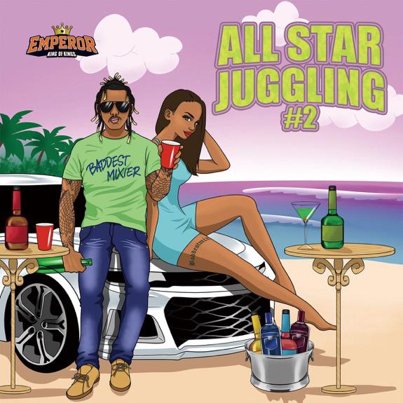 ALL STAR JUGGLING #2