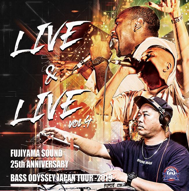 LIVE & LIVE VOL.4