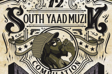 [CD+DVD] South Yaad Muzik feat.V.A 12/25発売
