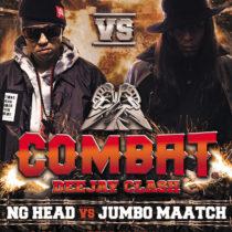 [DVD] COMBAT DEEJAY CLASH -NG HEAD vs JUMBO MAATCH