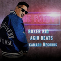 BOXER KID・4/29発売 アルバム