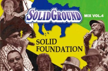 SOLID GROUND・5/30発売